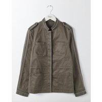 Beaded Military Jacket Fell Green Women Boden, Fell Green