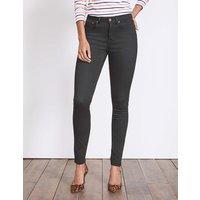 Mayfair Skinny Jeans Black Women Boden, Black