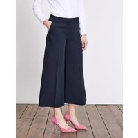 Nancy Culottes Navy Women Boden, Navy