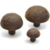 Antique Bronze Nautilus Knob