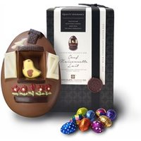 Oeuf Maisonnette, Milk chocolate Easter egg - Large Easter egg - Non sale