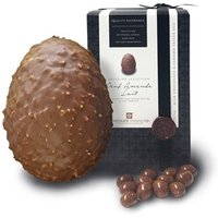 Oeuf amande, Milk chocolate Easter egg - Large Easter egg - Non sale