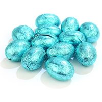 Blue mini Easter eggs - Bulk bag of 620 (approx.)
