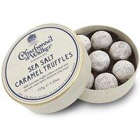 Charbonnel et Walker, Milk Sea Salt Caramel Chocolate Truffles - 510g box - Non sale