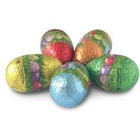 Egg design Easter Eggs - Bulk box of 65