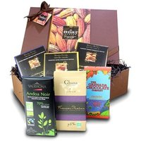 Organic chocolate hamper