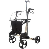 Cane/Crutch Holder for the Topro Troja Rollator