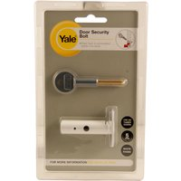 Door Security Mortice Bolt 60mm White