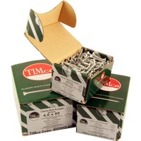 Classic CSK Wood Screws in Boxes
