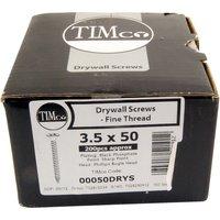 Boxed Twin-Thread Black Drywall Screws