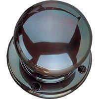 Solid Bronze 57mm Bun Style Door Knobs