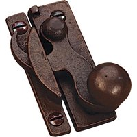 Traditionally Cast Bronze Sash Window Fastener Narrow