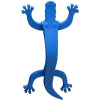 Blue Lizard Cupboard Handle