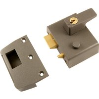 Small Style Auto Yale Rim Deadlatch No.2
