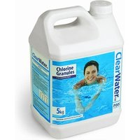 Click to view product details and reviews for Clearwater Chlorine Granules 5kg.