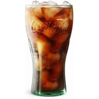 Click to view product details and reviews for Coca Cola Green Glasses 16oz 460ml Pack Of 4.