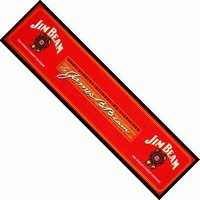 Click to view product details and reviews for Jim Beam Wetstop Bar Runner.