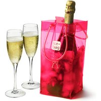 Click to view product details and reviews for Ice Bag Pink Pack Of 6.