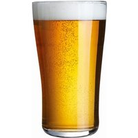 Click to view product details and reviews for The Ultimate Half Pint Glass Head Booster 10oz 285ml Case Of 24.