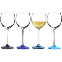 Click to view product details and reviews for Lsa Coro Lagoon Wine Glasses 14oz 400ml Pack Of 4.