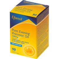 Efamol Pure Evening Primrose Oil 500mg 90 Capsules 90 Capsules