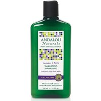 Andalou Naturals Full Volume Lavender & Biotin Shampoo 340ml