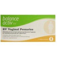Balance Activ BV Vaginal Pessaries 7 day tratment
