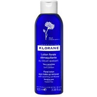 Klorane Floral Lotion Eye Makeup Remover - Sensitive Eyes 200ml