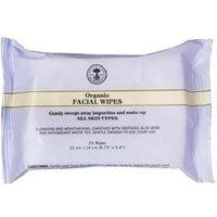 Neal's Yard Organic Facial Wipes 25 Wipes