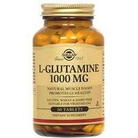 Solgar L-Glutamine 1000mg Tablets 60 tablets