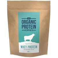 The Organic Protein Company Whey Protein 400g