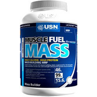 USN Muscle Fuel Mass 1kg Vanilla