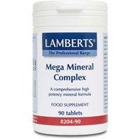 Lamberts Mega Mineral Complex 90 tablets