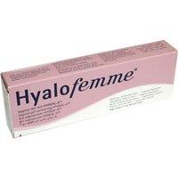 Hyalo Femme Vaginal Gel 30g