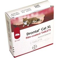Drontal Cat XL Tablets