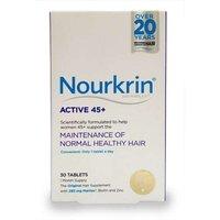 Nourkrin Active 45+ 30 Tablets