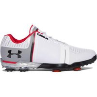 Under Armour Spieth One Golf Shoes WhiteRed UK Size 105