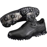 Puma TitanTour IGNITE Premium DISC Golf Shoes Black UK 7