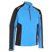 ProQuip Cyclone Half Zip Blue