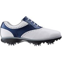 FootJoy Ladies eMerge Golf Shoes White Blue UK 7