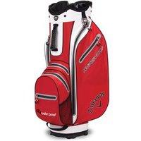 Callaway Hyper Dry Cart Bag Red White Black