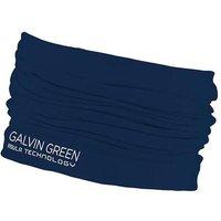 Galvin Green Delta Snood - Navy