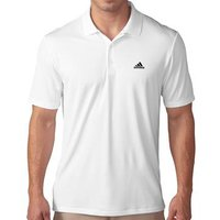 Performance Polo Shirt White Mens Small White
