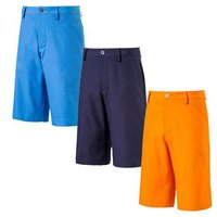 Pounce Junior Short Junior 28 Vibrant Orange