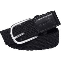 WIN Braided Belt Ladies Small Black 75cm