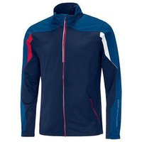 Brody Jacket Wind Stopper Mens Medium NavyBlueEl RedWhite