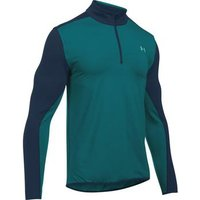 Under Armour EU Mid Layer 14 Zip Top Turquoise Medium