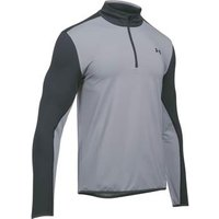 Under Armour EU Mid Layer 14 Zip Top Grey Medium