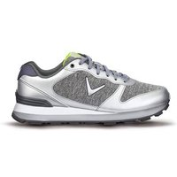 Chev Vent Golf Shoe Mens UK 7 Standard GreySilver