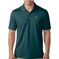 Performance Polo Shirt Rich Green Mens Small Rich Green